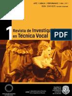 Ivestigacion Tecnica Vocal
