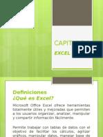 Trabajando con Excel