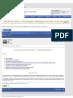 FAQ_ Eliminar Lentitud en Windows - Foro de Spyware