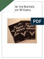 Tom Willians-Master The Markets ESPAÑOL