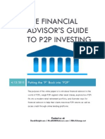The Financial Advisors Guide to p2pi Final