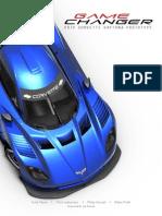Chevrolet Corvette DP Book