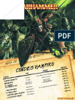 Lista Condes Vampiro