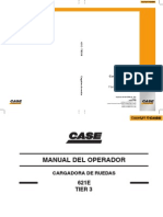 621E Tier3 Manual Del Operador en Español