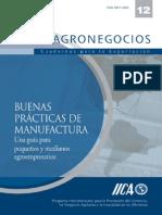 Buenas Practicas Manufactura Agro