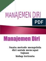 Manajemen Diri UM