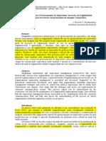 Teoria Institucional e Gerenciamento de Impressoes
