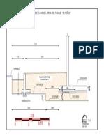 Seccion Del Tanque - Corte Alzado-model