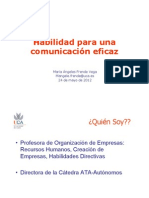 comunicaccion eficaz