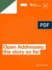 Open Addresses