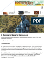 A Beginner's Guide to Kierkegaard _ RELEVANT Magazine