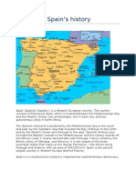 Spain and Spain's History