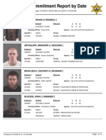 Peoria County booking sheet 05/15/15