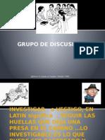 Grupo Discusión Clase