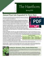 2015 Spring Newsletter