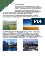 Geografía cuarto básico