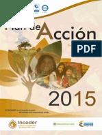 Plan de Accion Incoder 2015