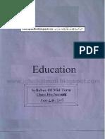 Pre-Nursery Syllabus Notes Question and Answer(Iqbalkalmati.blogspot.com)