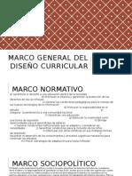 Marco General Del Diseño Curricular