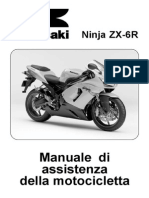 Manuale d'Officina ZX6R 2005-2006[Ita]