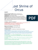 Shrine of Orcus
