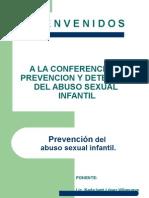 Prevencion de Abuso Sexual Infantil