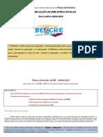 Plano de Acção 2009-2013