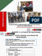 SESIÓN DE APRENDIZAJE.ppt