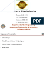 Structural Engg_Lec_19_Introduction to Bridge Engineering