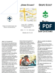 Folleto - Qué Es El Scoutismo