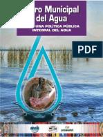 Libro Municipal Del Agua