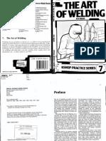 Workshop Practice Series No. 7 - The Art of Welding (47p)