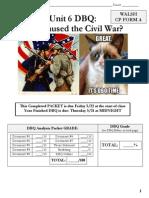 civil war cp dbq walsh