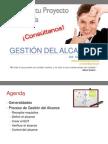 UCV GP Ses05 Gestión Del Alcance