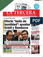 Diario La Tercera 15.05.2015