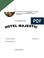Management Afaceri in Turism