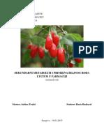Fiziologija biljaka seminarski lycium