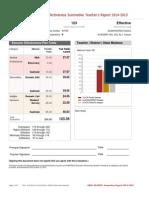 EXAMPLE Summative Report NMTEACH
