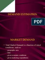Market Demand & Forecasting