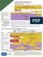 Adult Immunization Schedule