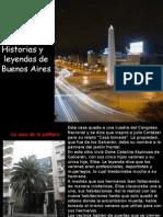 Historias y Leyendas de Buenos Aires