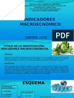 indicadores macroeconmicos