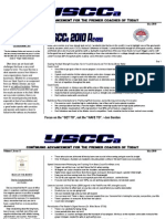 YSCCa Newsletter (May-10)