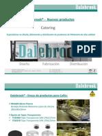 Dalebrook - Soluciones Para Catering - Nuevos Productos Dec 09 (ES)
