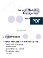 Strategic Marketing Management 6