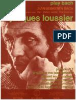 Jacques Loussier Play Bach