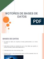 Motor de base de datos
