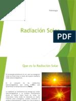 Radiacion Solar, Solar
