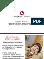 STONY BROOK CHILDRENS HOSPITAL - SUNRISE FUND