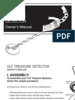 VLF Treasure Detector